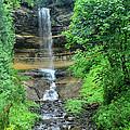 Munising Falls by Matthew Winn