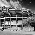 Murrayfield Stadium Edinburgh Scotland Rugby by Joe Fox