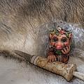 Mushroom Hunter by Merja Waters