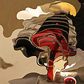 Mushroom by Laurel Maul