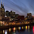 Music City Sunset by Heather Reeder