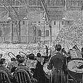 Music Festival, 1881 by Granger