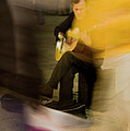 Music In The Flow Of Motion by Lorraine Devon Wilke