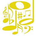 Musical Yellow by Susan Stevenson