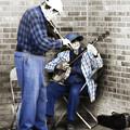 Musicians 2 by Marilyn Hunt