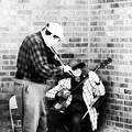 Musicians 4 by Marilyn Hunt