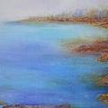 Muskoka Rocks by Claire Bull