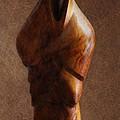 Muslim Figurine by Sophie Vigneault