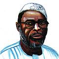 Mustapha Alassane by Emmanuel Baliyanga