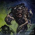 Mutants  by Tony Koehl