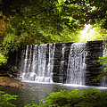 My Beautiful Waterfall by Bill Cannon