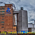 My City Smells Like Cheerios by Guy Whiteley