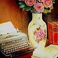 My Classic Royal Typewriter Memories Of Hemingway   by Carole Spandau