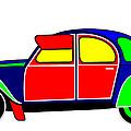 My Dream Car by Asbjorn Lonvig