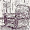 My Favorite Chair by Dinah Anaya