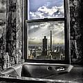 My Favorite Channel Is Manhattan View by Madeline Ellis