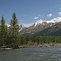My Favorite Of The Grand Tetons by Living Color Photography Lorraine Lynch