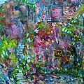 My Good Memories In The Rock Garden by Wanvisa Klawklean