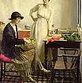 My Kitchen by Harold Harvey