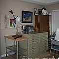 My Painting Studio by Stacy C Bottoms