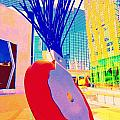 My Vegas City Center 31 by Randall Weidner