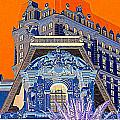 My Vegas Paris 1 by Randall Weidner