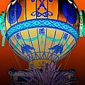 My Vegas Paris 2 by Randall Weidner