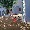 Mykonos Monastery by Andrew Macara