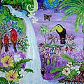 Mysterious Jungle by Sabrina  Logan