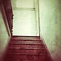 Mysterious Stairway by Jill Battaglia