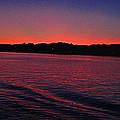 Mystic Sunset by Denise Keegan Frawley