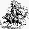Mythology: Fro (freyr) by Granger