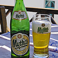 Mythos Beer by Sally Weigand