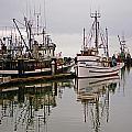 Nafco Fishing Boat by Randy Harris