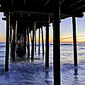 Nags Head Pier - A Different View by Rob Travis