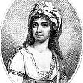 Nancy Storace (1765-1817) by Granger