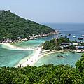 Nangyuan Island by Nawarat Namphon