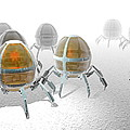 Nanorobots by Christian Darkin