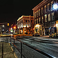 Napanee After Midnight by John Herzog