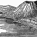 Naples: Monte Nuovo, 1887 by Granger