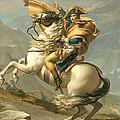 Napoleon by Jacques Louis David
