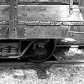Narrow Gauge Train 2 by Amara Roberts