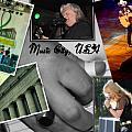 Nashville Postcard by Sheri Bartoszek