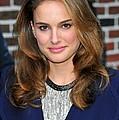 Natalie Portman At A Public Appearance by Everett