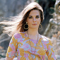 Natalie Wood, Wearing A Pucci Design C by Everett