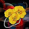 Natalys Flower by Satish Verma