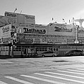 Nathan's Original In Black And White by Rob Hans