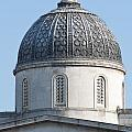 National Gallery Cupola by Andrew  Michael