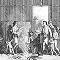 Native Americans: Divorce Ceremony by Granger