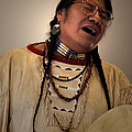 Native Cheyenne Chant by Nancy Griswold